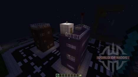 Railroad town [1.8][1.8.8] para Minecraft