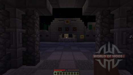 Defend the Barricades para Minecraft