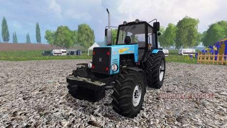 MTZ-V Belarús v4.0 para Farming Simulator 2015