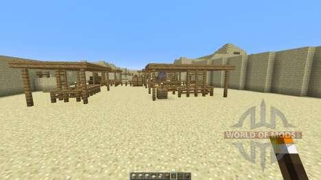 DESERT VILLAGE para Minecraft