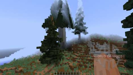 Pine island [1.8][1.8.8] para Minecraft