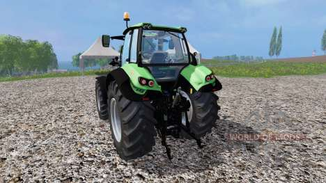 Deutz-Fahr Agrotron 7250 TTV v1.3 para Farming Simulator 2015