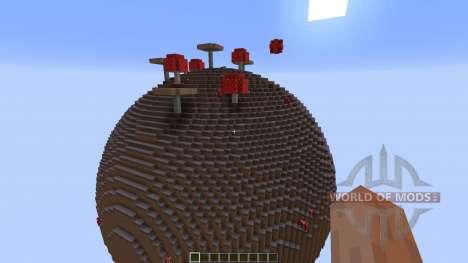 Skyspheres Survival para Minecraft