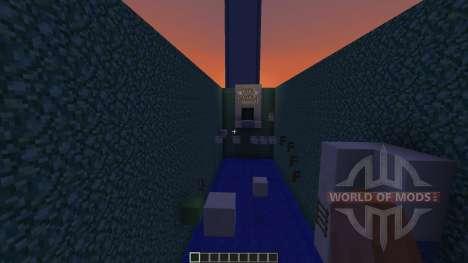 Chilled Parkour [1.8][1.8.8] para Minecraft