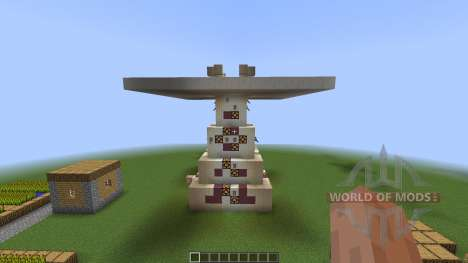 Unsual Parkour [1.8][1.8.8] para Minecraft
