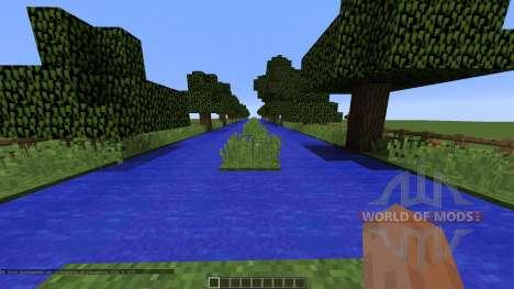Water_PaRkouR para Minecraft