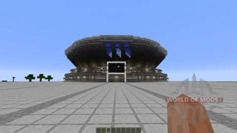 Spodek para Minecraft