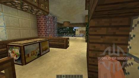 Modern House para Minecraft