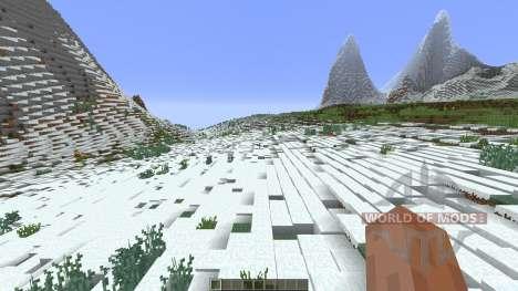 Fjord para Minecraft