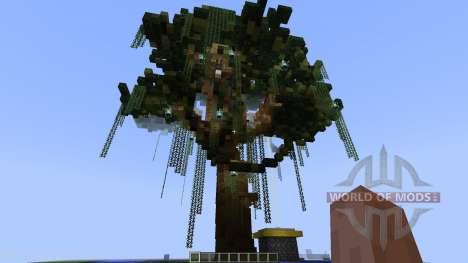 Shark Treehouse [1.8][1.8.8] para Minecraft