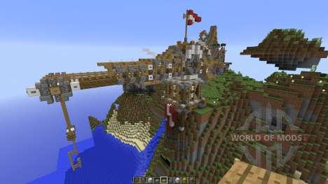 Crane para Minecraft