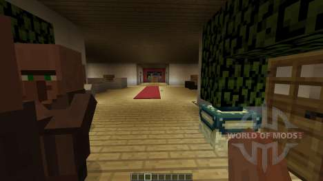 Club Party House para Minecraft