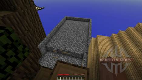 The Leaves Arena para Minecraft