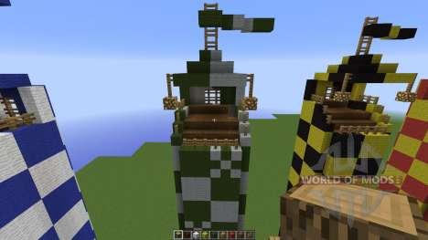 Quidditch Pitch para Minecraft