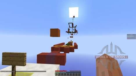 Crazy Jump Chalange para Minecraft