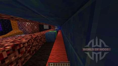 Minecraft Death Run para Minecraft