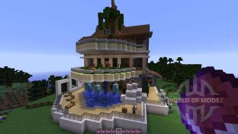 Le Munraj para Minecraft