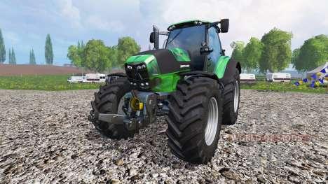 Deutz-Fahr Agrotron 7250 NOS Hardcore v2.0 para Farming Simulator 2015