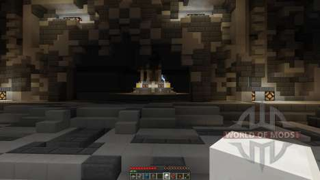 Temple of Dom para Minecraft