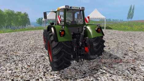 Fendt 930 Vario TMS v1.3 para Farming Simulator 2015