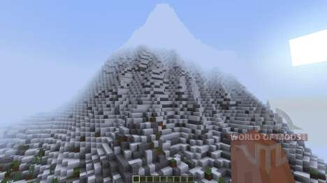 TheFireMountains Fantasy Landscape [1.8][1.8.8] para Minecraft