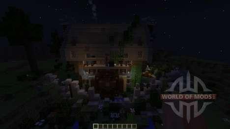 Medieval Watermill [1.8][1.8.8] para Minecraft