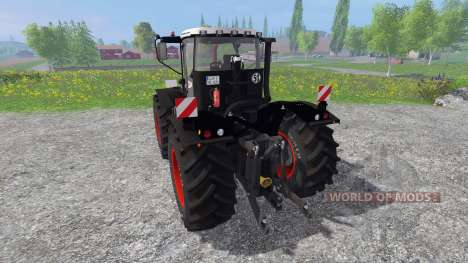 CLAAS Xerion 3300 TracVC Black Edition para Farming Simulator 2015