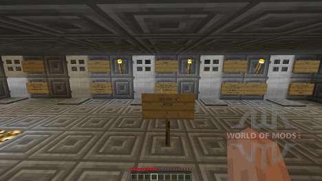 Dungeon Arena para Minecraft