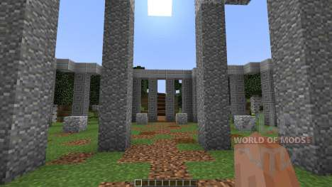 The Golgatha [1.8][1.8.8] para Minecraft