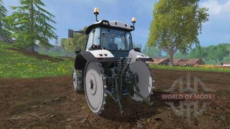 Lamborghini Nitro 120 Rice Wheels para Farming Simulator 2015
