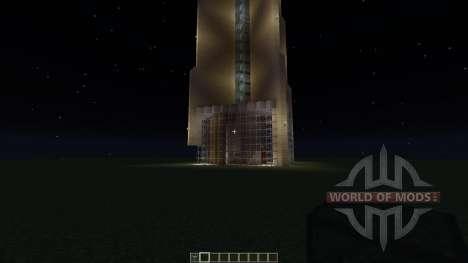 CN Tower para Minecraft