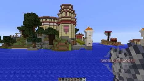 Roman city para Minecraft