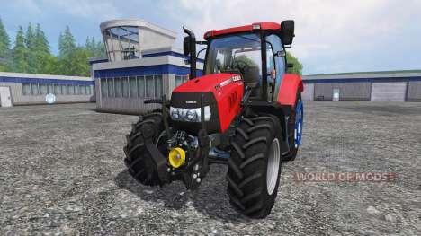 Case IH Maxxum 110 v2.3 para Farming Simulator 2015