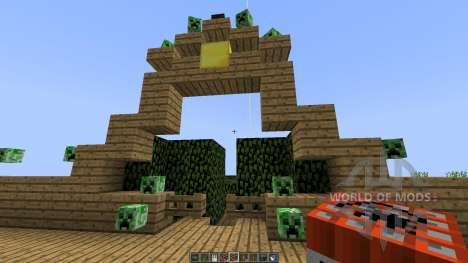 Creeper Maze [1.8][1.8.8] para Minecraft