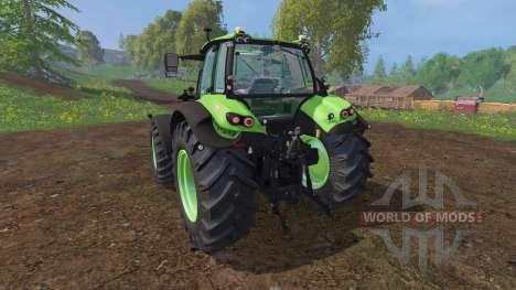 Deutz-Fahr Taurus v1.2 para Farming Simulator 2015