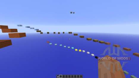 SkyBlock Sprint Parkour para Minecraft