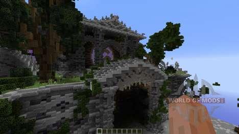 Galos Citadel para Minecraft