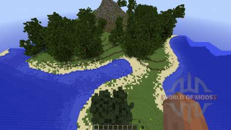 Island Glory para Minecraft
