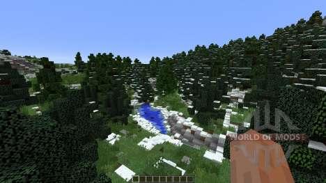 FrostBite Subweek 4 para Minecraft
