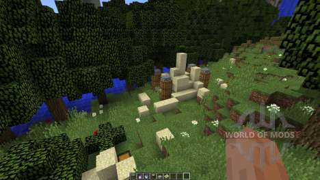 Minecraft SurvivalGames Map para Minecraft