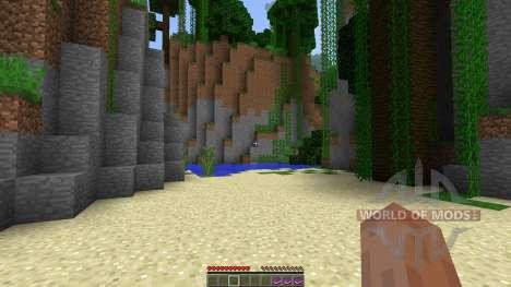 Treasure Island 2 [1.8][1.8.8] para Minecraft