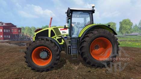 CLAAS Axion 950 [washable] para Farming Simulator 2015