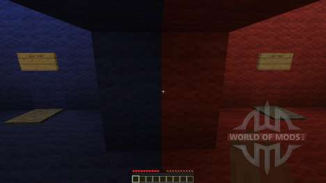 Capture the flag para Minecraft