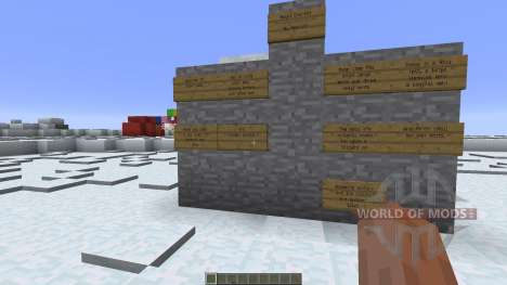 Mount Everest para Minecraft