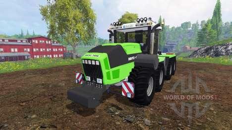 Deutz-Fahr Agro XXL para Farming Simulator 2015