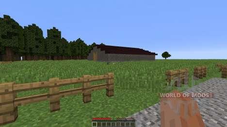 The Walking Dead Farm para Minecraft