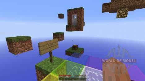 PuzzleParkour para Minecraft