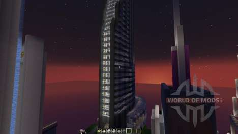 Future CITY para Minecraft