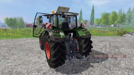 Fendt 718 Vario v3.0 para Farming Simulator 2015