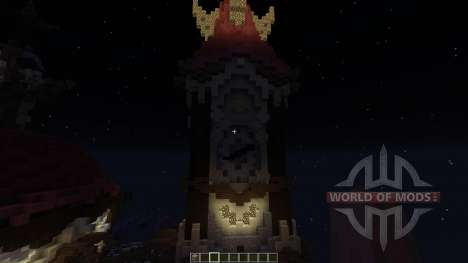 Stalram the flower palace [1.8][1.8.8] para Minecraft